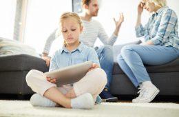 derechos de custodia de los hijos